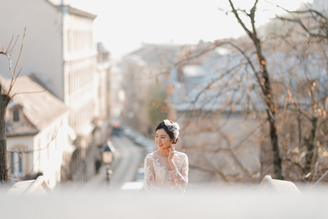 asian prewedding in budapest