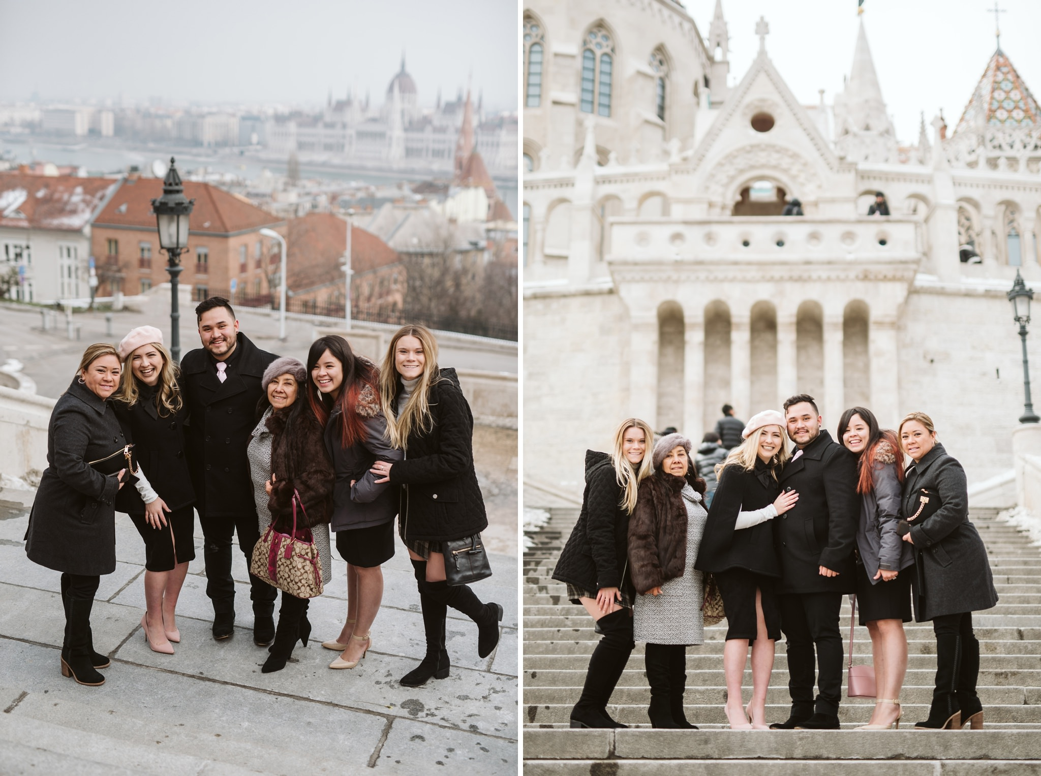 15 proposal in budapest group shots