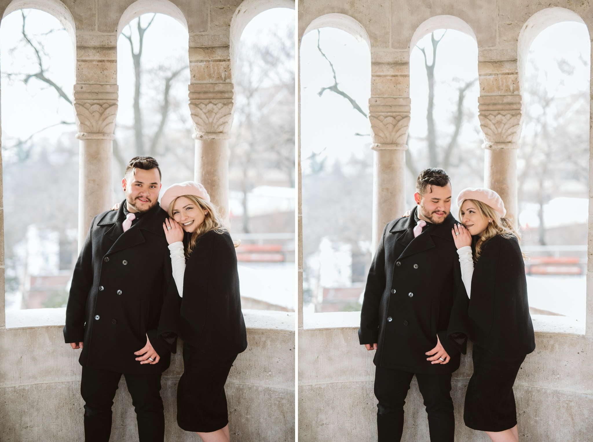 29 budapest engagement photos